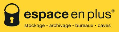 espace en plus