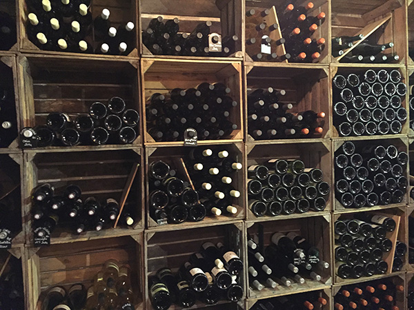 location cave à vin Dijon